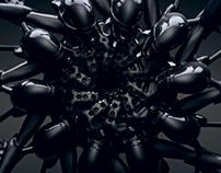 AXN Black 2016 - Alien ID´ s & Promo Design Package