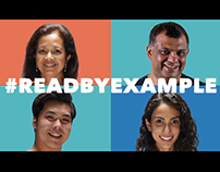 READ BY EXAMPLE: BookXcess 10th Anniversary Campaign
