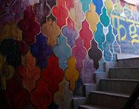 Wall Murals for Farida Gupta.