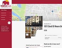 WordPress Website Redesign & Development - TempleVillas