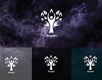 Pozitiv Logo Graphic Design