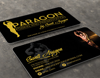 Paragon Logo Design and Branding