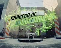 Carrera de Drones - Motociclo