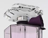 Trésor Lancôme - 3D Render