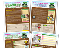 Print - 3rd Grade Cabbage Program Bonnie Plants Fliers