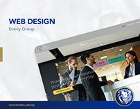 Web Design - Everly Group
