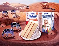 Tortas - La Lechera de Nestlé