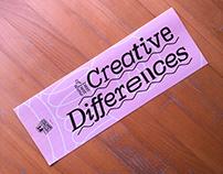 NAFA BOB Show : Creative Differences Branding
