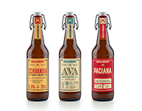 La Busa dei Briganti — Beer Packaging & Identity