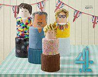 Danielle Wood 'Great British Bake Off'