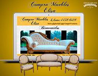 COMPRO MUEBLES ELISA | DISEÑO WEB