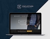 Enclothed