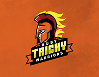 Rebranding for Ruby Trichy Warriors - TNPL Cricket Team