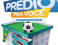 Magazine Luiza | Copa do Mundo de Futebol 2014