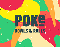 Poké | Bowls & Rolls