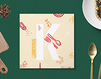 Menu card - Restaurant Kirmann