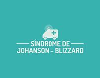 Infografía: Síndrome de Johanson-Blizzard