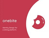 Onebite: Identity Design