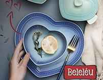 Produção de conteúdo: Beleléu