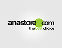 Anastore.com Website