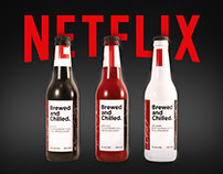 Beer by Netflix