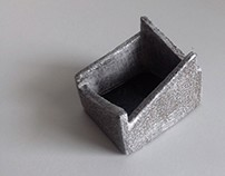 """Fabrica"" ashtray"