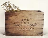 Arcos dos Lóios Branding