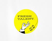 Fresh Talent: The VC Exhibit