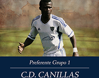 C.D.Canillas ///  Poster of Matches