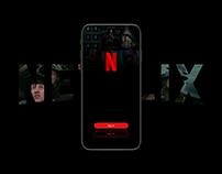 Netflix Redesign Concept-iOS