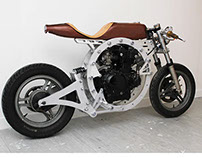 Tinker, Open Source Cafe Racer