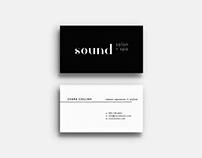 Branding: Sound Salon Spa