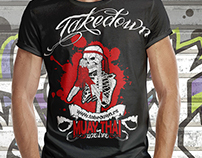 Camisetas Takedown