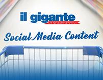 Il Gigante - Social Media Content