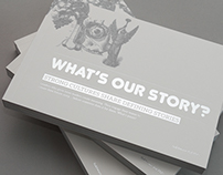 'What's Our Story?' Handbook