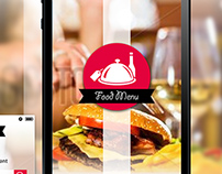 Restaurant app | UI/ UX Design