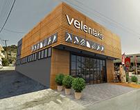 Velentakis - Visualization Render