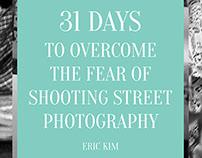 SHOOTING STREET PHOTOGRAPHY (Livro)