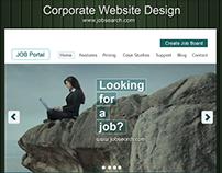 Website Template  Design || Web Design || Web Template