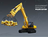 Construction equipment Pilemaster