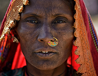 Tharparkar Portraits