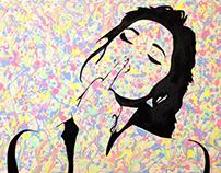 Warhol and Pollock