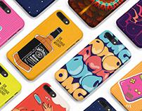 Celfi Design Merchandise Illustrations