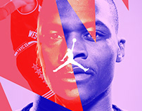 Dream Like Jordan - Concept Campaign 2020