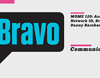 Bravo TV Network ID Mock-Up