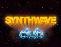 Synthwave Club - Logo Style 1