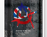 Anarchy in the U.K. - Song Cover