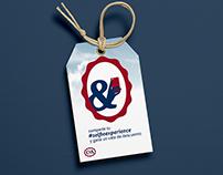 C&A etiqueta promoción