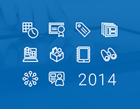 Product icons 2014 — MSTECH