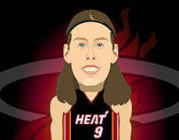 Kelly Olynyk - Miami Heat